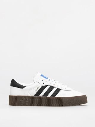 adidas Originals Sambarose Wmn Cipu0151k (ftwwht/cblack/gum5)