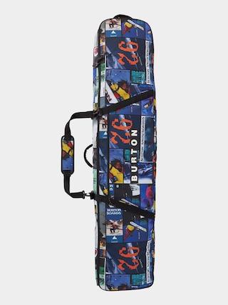 Burton Wheelie Gig Bag Su00edzsu00e1k (catalog collage print)