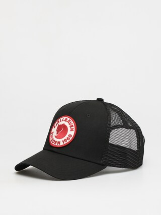 Fjallraven 1960 Logo Langtradarkeps ZD Baseball sapka (black)