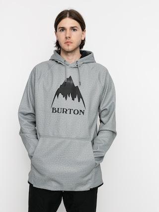 Burton Crown Weatherproof HD Thermo pulu00f3ver (gray heather)