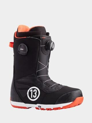 Burton Ruler Boa Snowboard cipu0151k (black/red)