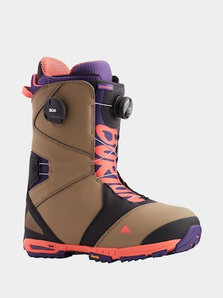 Burton Photon Boa Snowboard cipu0151k (ash/purple/pop red)