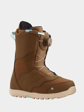 Burton Mint Boa Wmn Snowboard cipu0151k (brown)