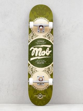 Mob Skateboards Gold Label Komplett gu00f6rdeszka (green)