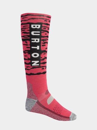 Burton Performance Midweight Zokni (punchy pink)