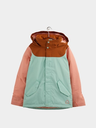 Burton Elodie Snowboard dzseki (faded jade)