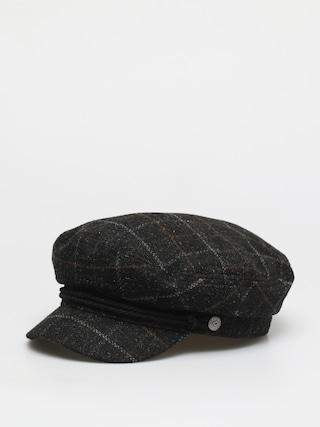 Brixton Fiddler Cap Wmn Flat cap (black/dark brick)