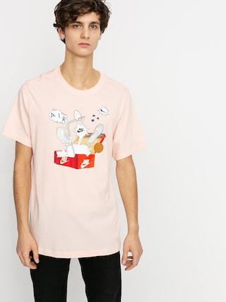 Nike Sportswear Box Ujjatlan felsu0151 (washed coral)