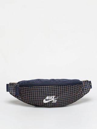 Nike SB Heritage u00d6vtu00e1ska (midnight navy/midnight navy/white)