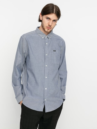 RVCA Thatll Do Stretch Ls Ing (distant blue)