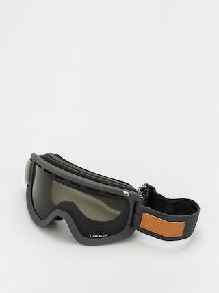 Dragon D1 Otg Snowboard szemu00fcveg (pumice/ll dark smoke/ll rose)