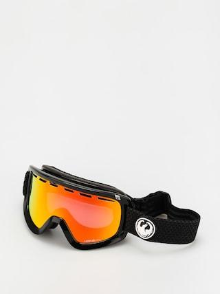 Dragon D1 Otg Snowboard szemu00fcveg (split/ll red ion/ll rose)