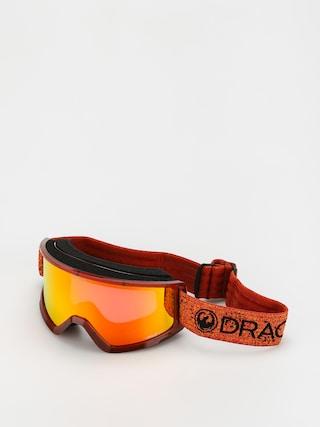 Dragon DX3 Otg Snowboard szemu00fcveg (light fire/ll red ion)