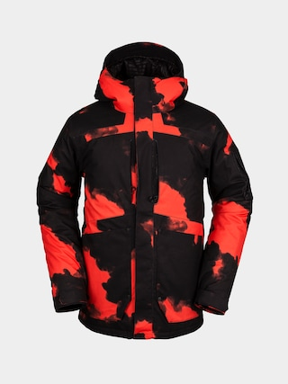 Volcom Scortch Ins Snowboard dzseki (magma smoke)