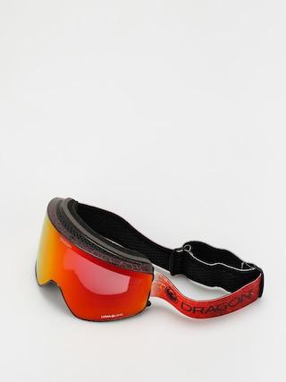 Dragon PXV2 Snowboard szemu00fcveg (inferno/ll red ion/ll rose)