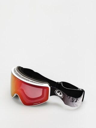 Dragon PXV Snowboard szemu00fcveg (thecalm/ll red ion/ll rose)
