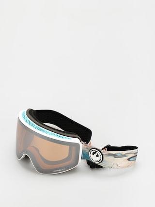 Dragon PXV Snowboard szemu00fcveg (iguchi sig 20/ll silver ion/ll amber)