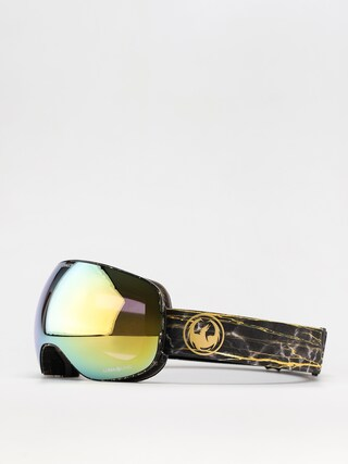 Dragon X2 Snowboard szemu00fcveg (14 karat/ll gold ion/ll amber)