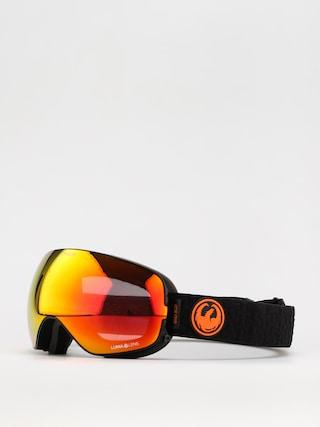 Dragon X2s Snowboard szemu00fcveg (gigi sig 20/ll red ion/ll light rose)