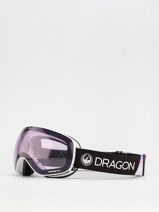Dragon X2s Snowboard szemu00fcveg (pearl/ll violet/ll dark smoke)