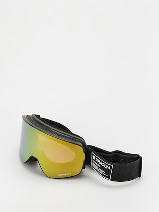 Dragon NFX2 Snowboard szemu00fcveg (anthracite/ll gold ion/ll amber)