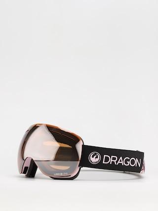 Dragon X1S Snowboard szemu00fcveg (sakura/ll silver ion/ll rose)