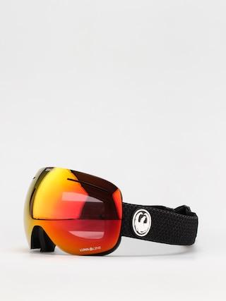 Dragon X1 Snowboard szemu00fcveg (split/ll red ion/ll light rose)