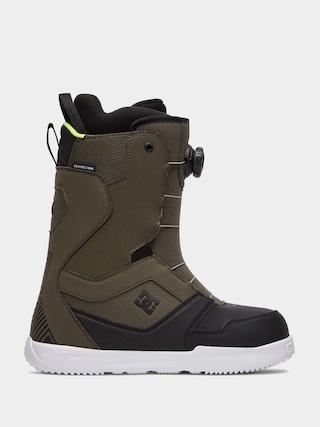 DC Scout Snowboard cipu0151k (green)