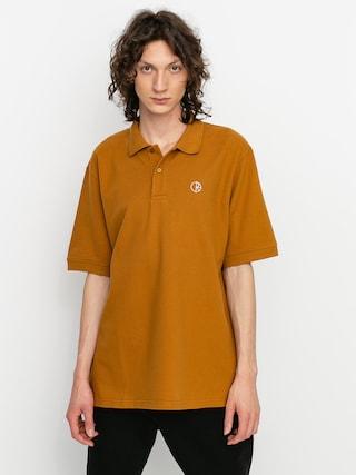 Polar Skate Pique Pu00f3lu00f3ing (golden brown)
