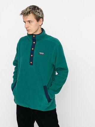 Burton Hearth Pullover Polu00e1r pulu00f3ver (antique green)