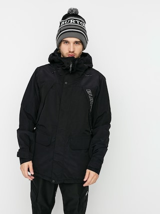 Burton Breach Insulated Snowboard dzseki (true black)