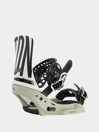 Burton Lexa X Est Wmn Snowboard ku00f6tu00e9s (team gray)