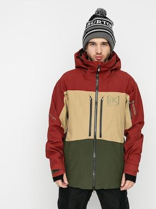 Burton Ak Gore Tex Swash Snowboard dzseki (sparrow/kelp/forest night)