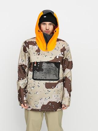DC Asap Anorak Snowboard dzseki (chocolate chip camo)