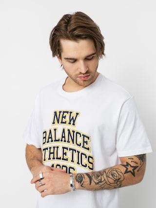 New Balance Collegiate Spec Ujjatlan felsu0151 (white)