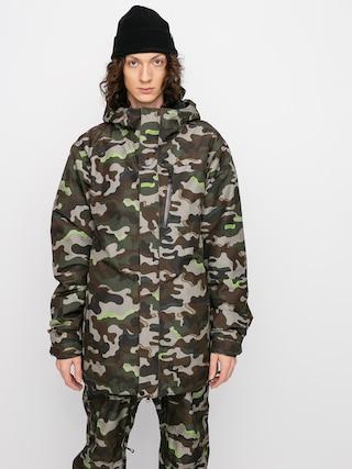 Volcom L Ins Gore Tex Snowboard dzseki (army)