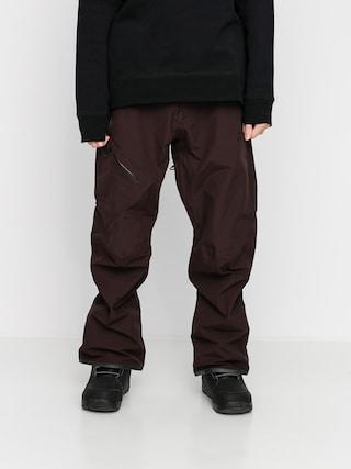 Volcom L Gore Tex Snowboard nadru00e1g (black red)