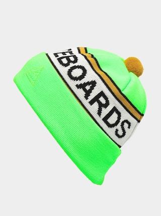 Youth Skateboards Stripe Sapka (green)