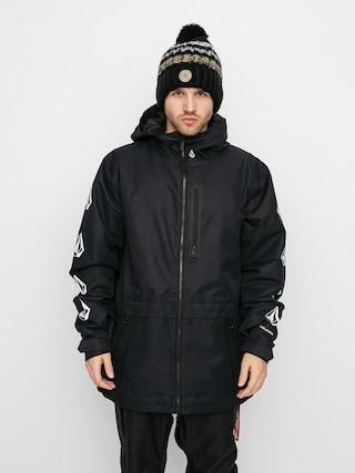 Volcom Deadlystones Ins Snowboard dzseki (black)