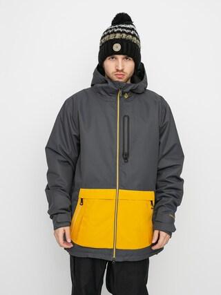 Volcom Deadlystones Ins Snowboard dzseki (dark grey)