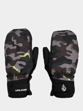 Volcom Vco Nyle Mitt Kesztyu0171 (army)