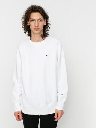 Champion Crewneck Sweatshirt 215215 Pulu00f3ver (wht)