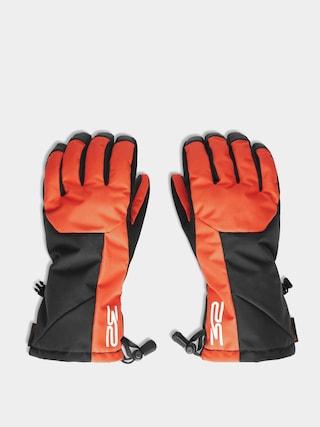 ThirtyTwo Lashed Kesztyu0171 (black/orange)