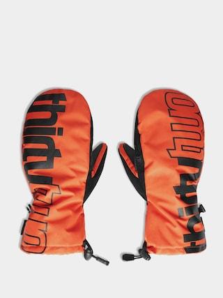 ThirtyTwo Corp Mitt Kesztyu0171 (orange)