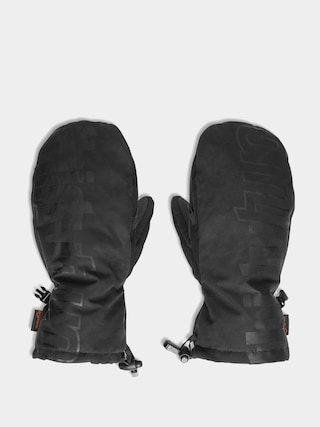 ThirtyTwo Corp Mitt Kesztyu0171 (black/black)