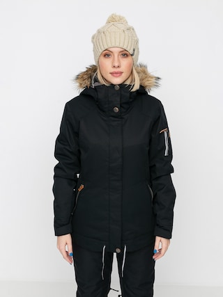 Roxy Meade Wmn Snowboard dzseki (true black)