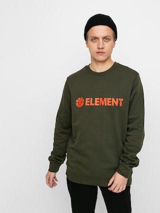 Element Blazin Crew Pulu00f3ver (forest night)