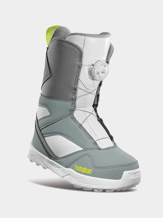 ThirtyTwo Kids Boa Snowboard cipu0151k (grey/white/green)