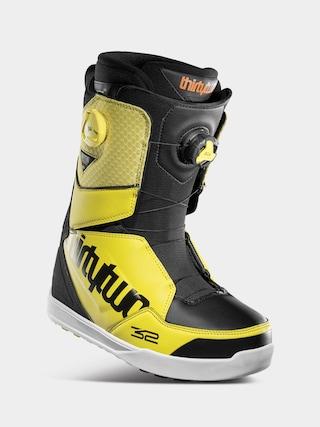 ThirtyTwo Lashed Double Boa Snowboard cipu0151k (black/yellow)