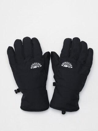 Quiksilver Cross Glove Kesztyu0171 (true black)